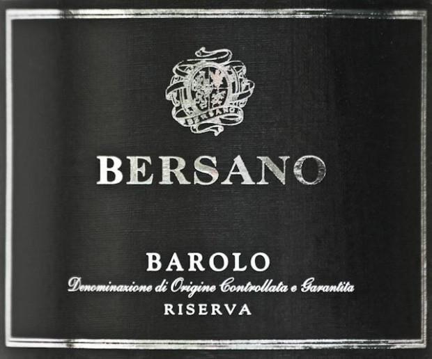Bersano Barolo Riserva 2008