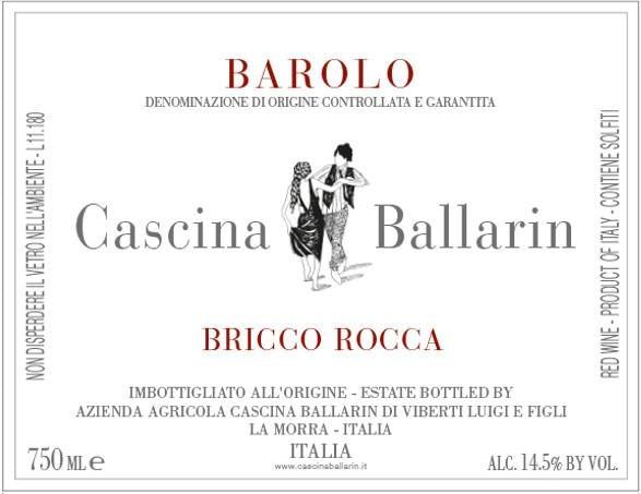 Ballarin Barolo Bricco Rocca 2010