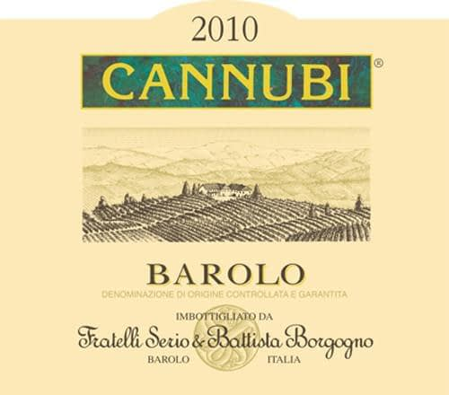 Battista Borgogno Barolo Cannubi Jeroboam 2011