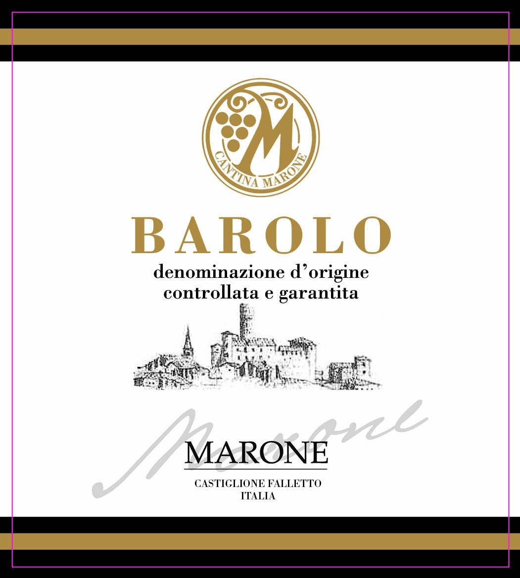 Marone Barolo 2015