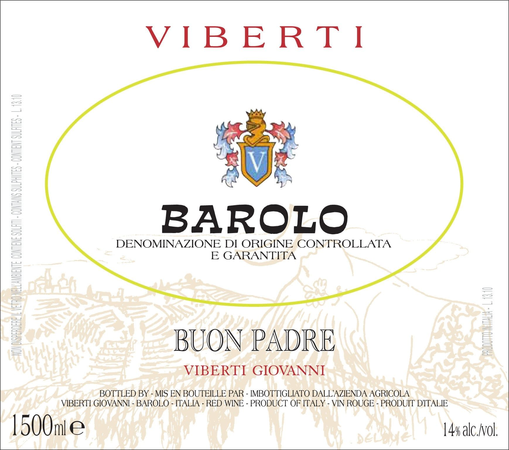 Viberti Barolo Buon Padre 2012
