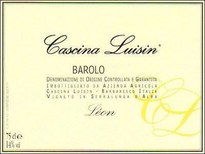 Luisin Barolo Leon 2011