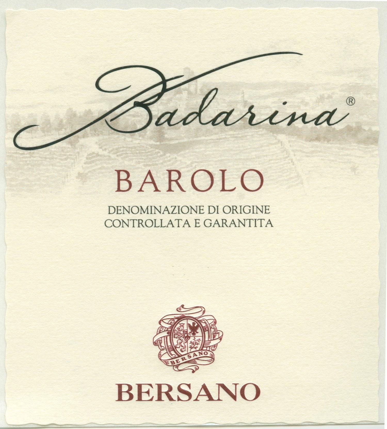 Bersano Barolo