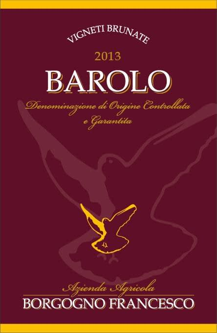 Borgogno Francesco Barolo Brunate 2013