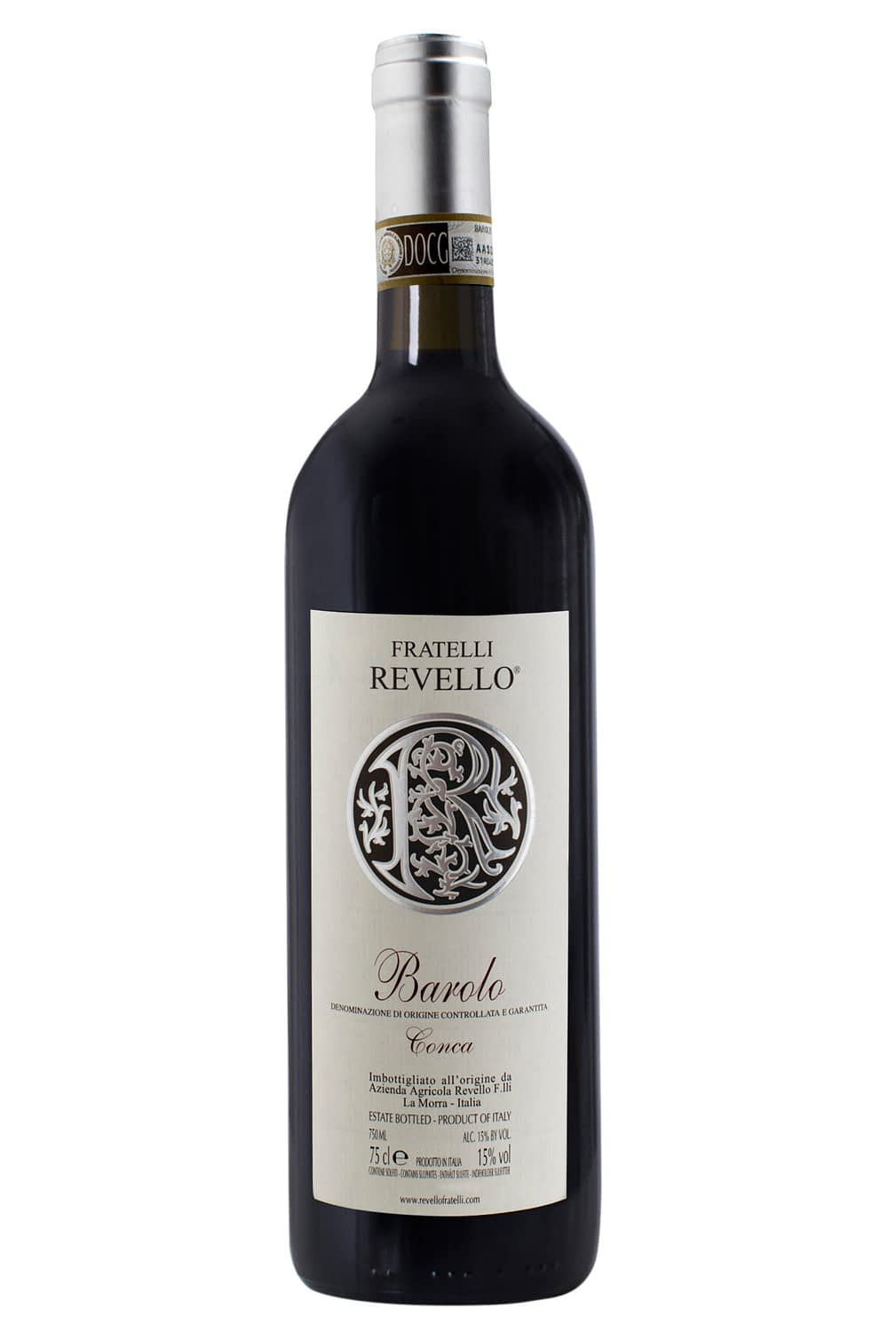 Revello Barolo Conca 2009 - only 1 bottle left!