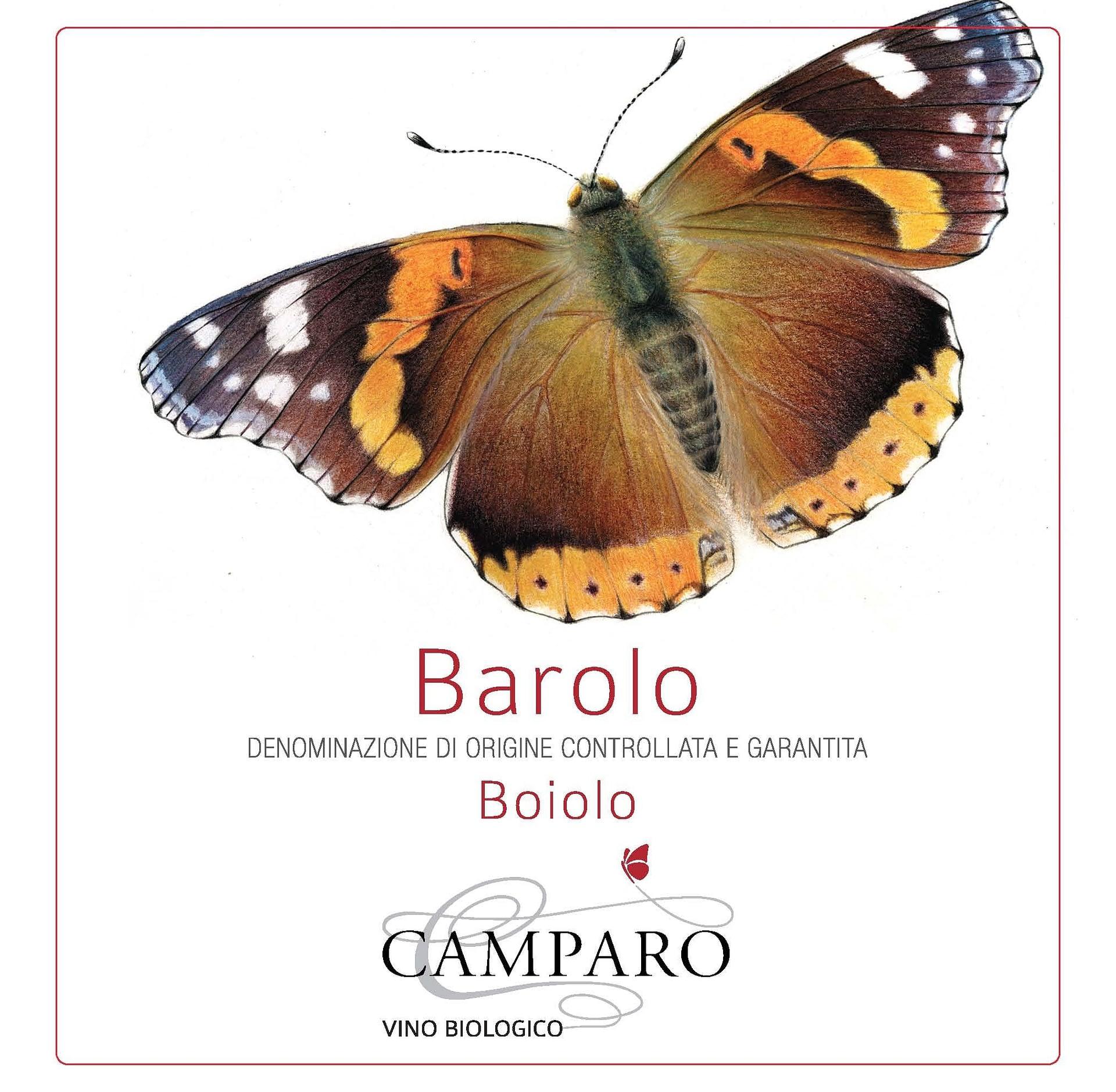 Camparo Barolo Boiolo Organic 2012