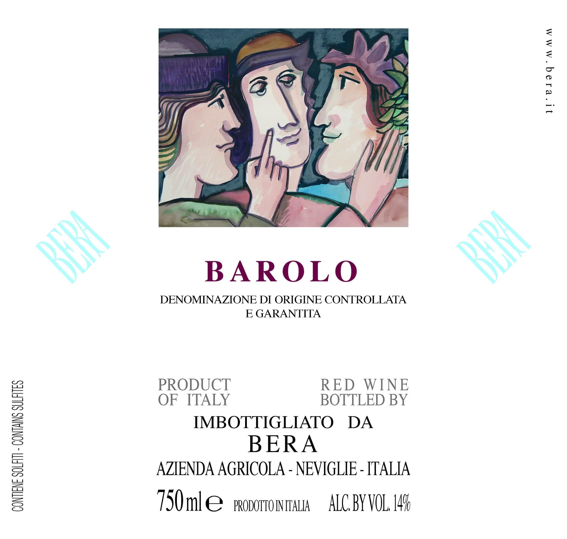 Bera Barolo 2013