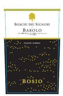 Bosio Barolo 2012