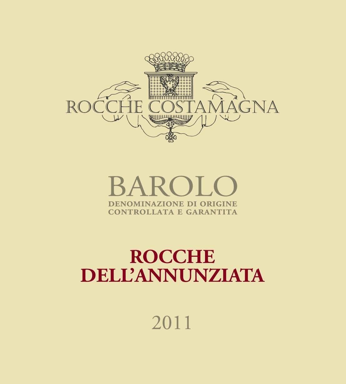 Costamagna Barolo Rocche dell´Annunziata 2011