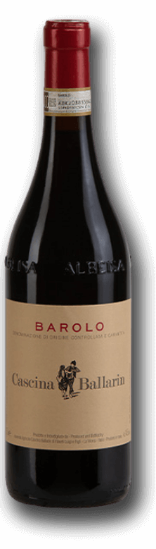cascina red wines barolo