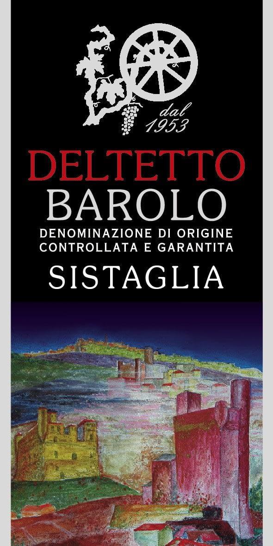Deltetto Barolo Sistaglia 2008 Magnum