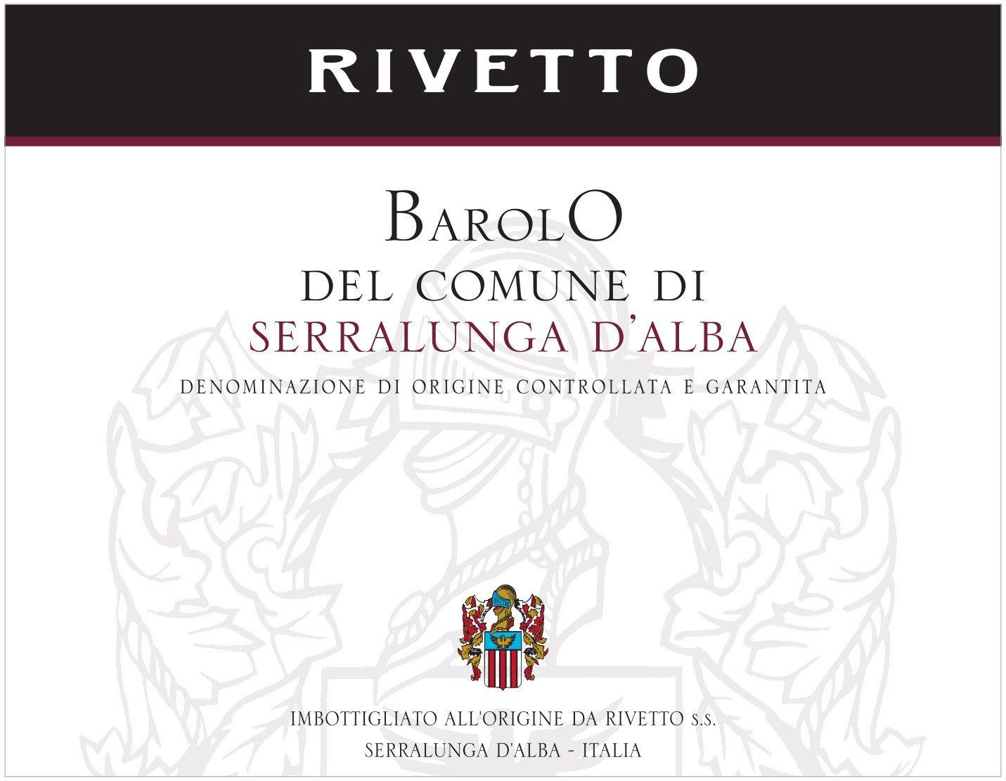Rivetto Barolo Serralunga Magnum 2010